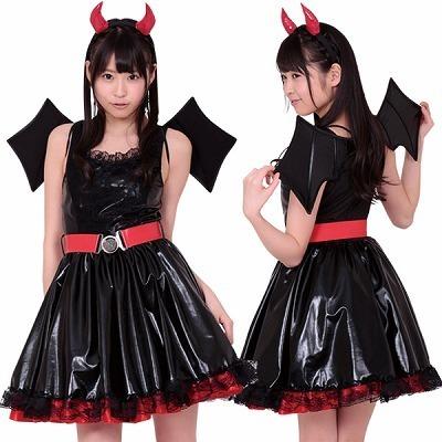 魔界の天使女子